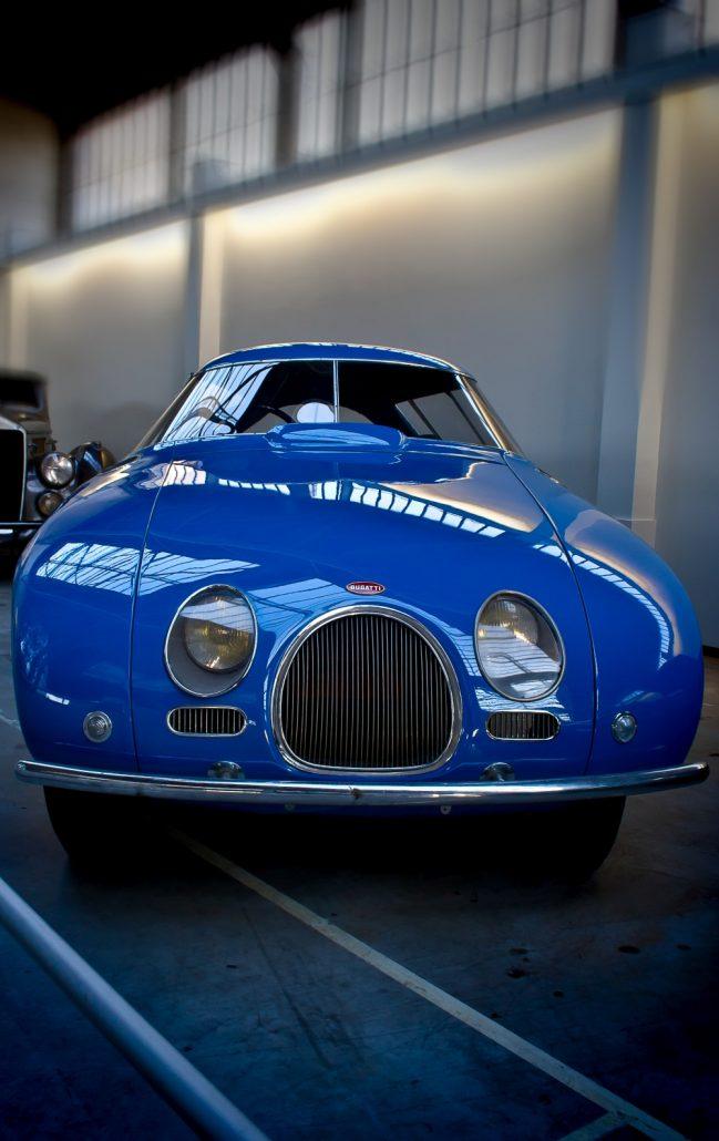Bugatti Type 57 Concept