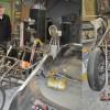 Jim & Lea Ann Robinson's Latest Project: The Mystery Devin Saab Race Car