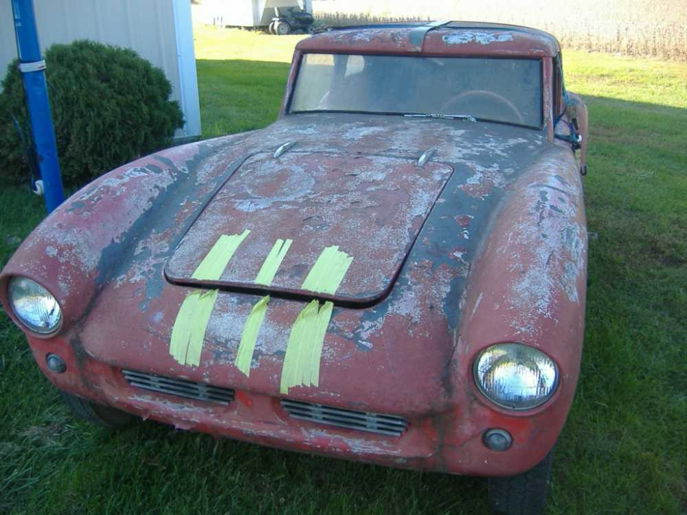 The 1958 Thor – One of America's Earliest VW Based Sports ...