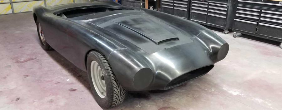 Byers SR100 Bodies Back in Production