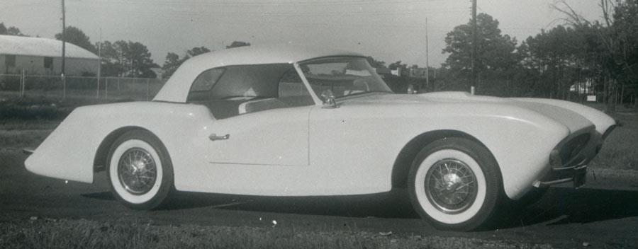 "1956 Texas SkyFire – Charles ""Chuck"" Goff's Sports…"