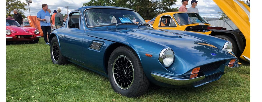 The 1970 TVR Tuscan – The Fastest TVR of its Generation: Par…