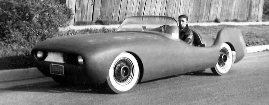 Lost History Found – Meet John Dragich's 1953 Zaba Special -…