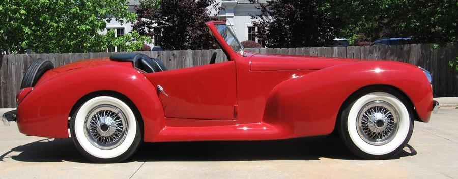 1952 Sterling Stein Sport Custom