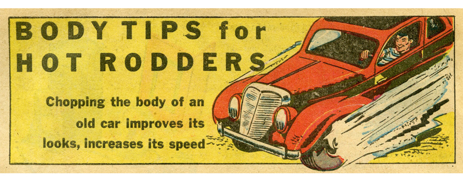 So Kid….You Want To Build A Hot Rod?   Young Mechanic: Spr…