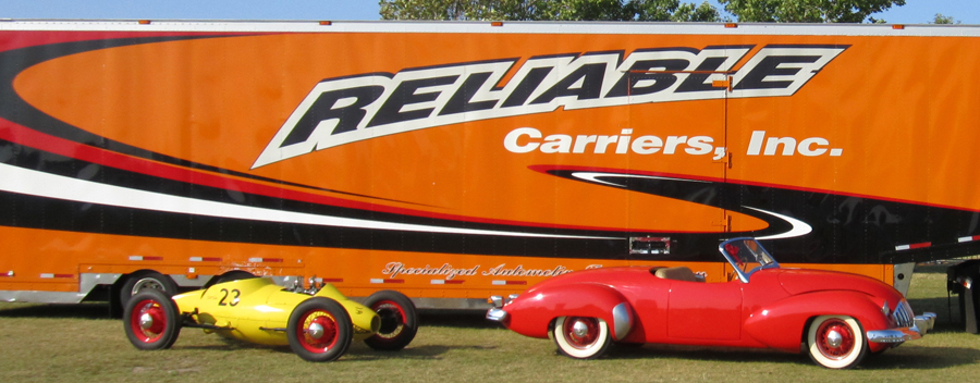 Transporting Undiscovered Classics Cars – Thanks Reliable!