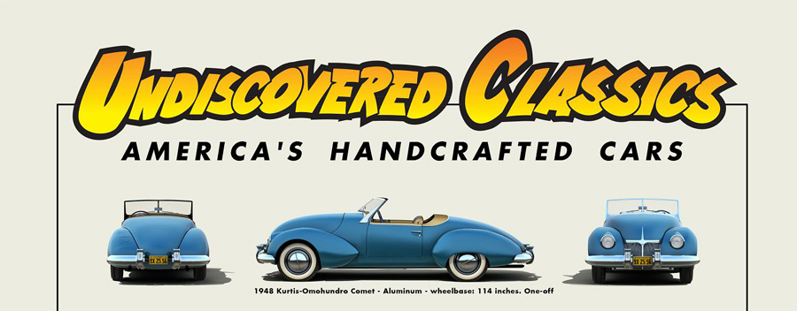 New Release:  Poster #2 – America's Handcrafted Cars