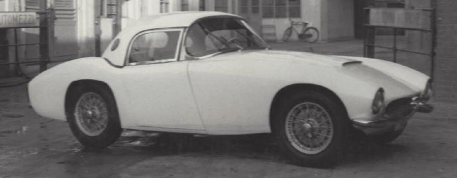 Lost Car: 1954 Italian Designed Austin Healey