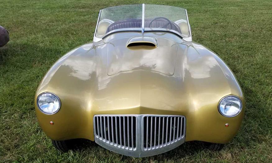 1952 Glasspar G2
