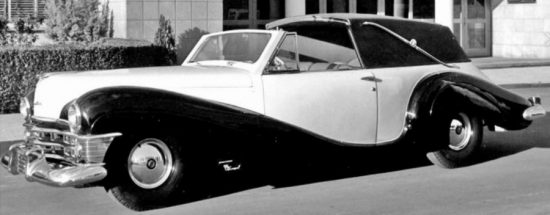 "1950 Chrysler ""Sedanca deVille"" by D.M. Nacional – Part I"