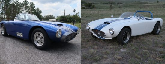 Byers Sports Car Section Added to Undiscovered Classics