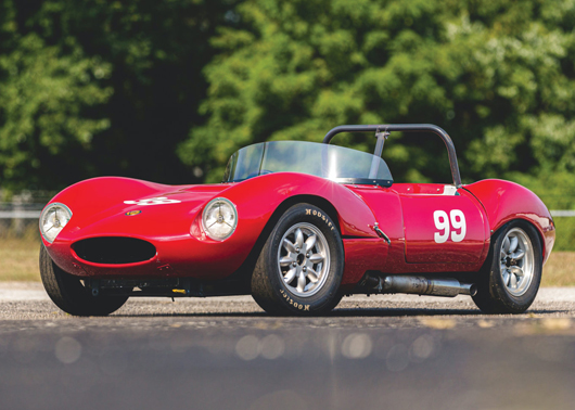 FOR SALE:  1965 Ginetta G4 – Click Here To Learn More