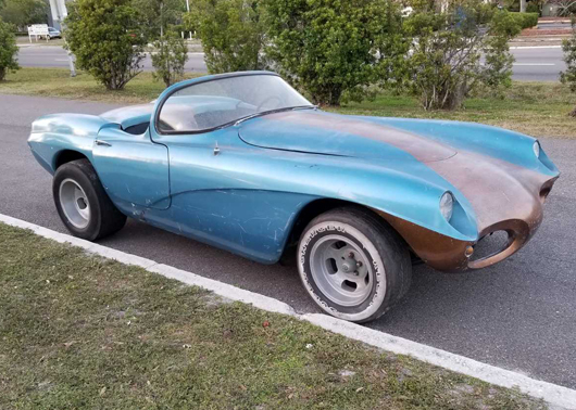 FOR SALE:  1954 LaDawri Conquest – Click Here To Learn More