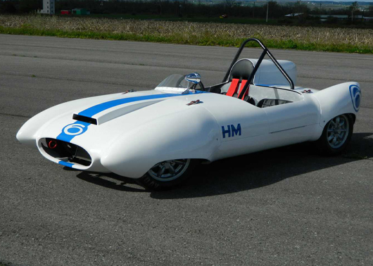 FOR SALE:  1961 LaDawri Firestar – Click Here To Learn More