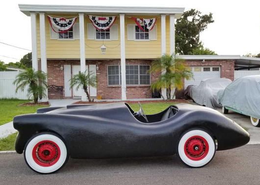 FOR SALE:  1952 Piranha Speedster – Click Here To Learn More