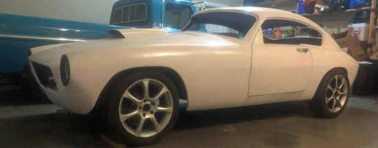 Cory Flindt's 1955 Victress C3 Coupe – Restoration Continues