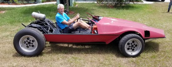 1966 Cannara Restoration Continues – Chassis Work Complete
