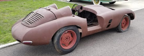 Check Out This 1957 Devin-Renault – Now In Restoration In Valladolid, Spain