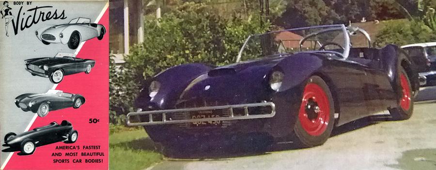 1963 Victress S5 (LaDawri Cheetah) VW Special