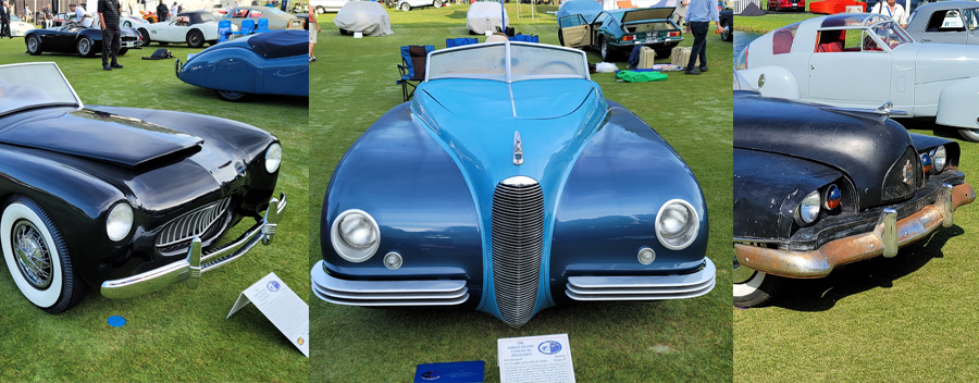 Undiscovered Classics Debuts 3 Cars at the 2021 Amelia Islan…