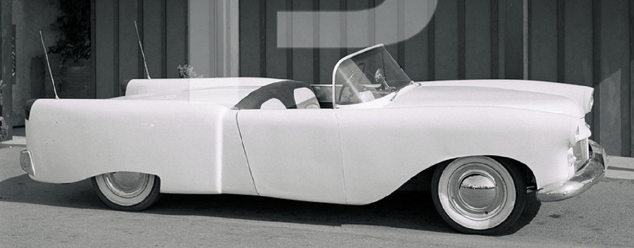 LOST CAR:  Another 1956 One-off Handbuilt SoCal Sports Car -…