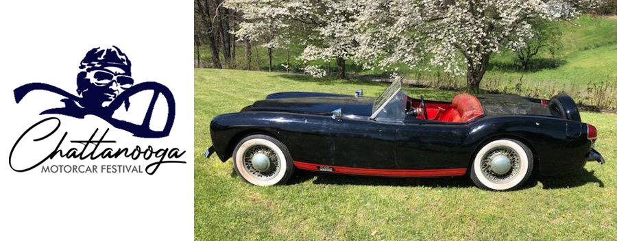 Undiscovered Classics To Appear at the Chattanooga Concours…