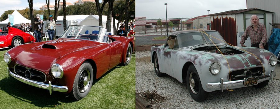"""The LeGene """"Californian"""" Roadster – Designed and Built in Sa…"""