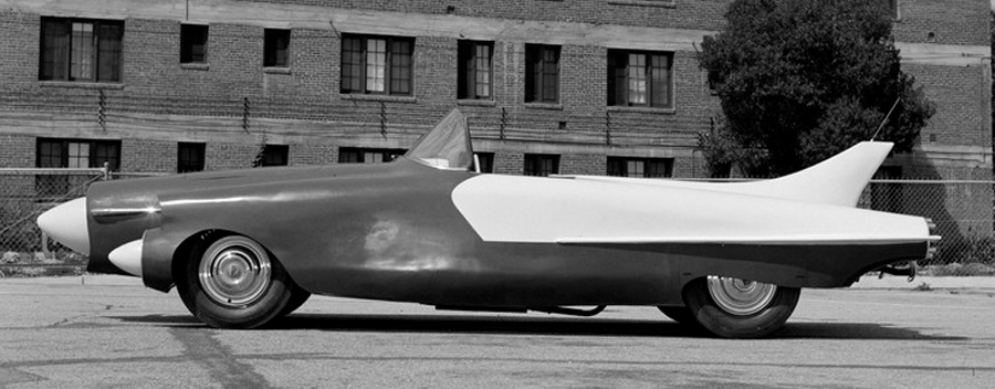 Mystery Rocket Car From 1954 – Petersen Archives Yields Anot…