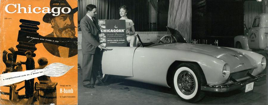 1954 Chicagoan – Chicago Auto Show Photos