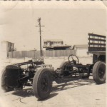Great Picture from the Tritt Family Archives Showing the G2 Racecar Chassis and Mercury-Ardun Engine
