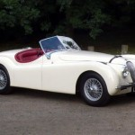 The XK120 Has A Regal Appearance And Was Quite Fast Too. Both Tritt From Glasspar And Boyce-Smith / Jorgensen From Victress Were Heavily Influenced By Its Design.