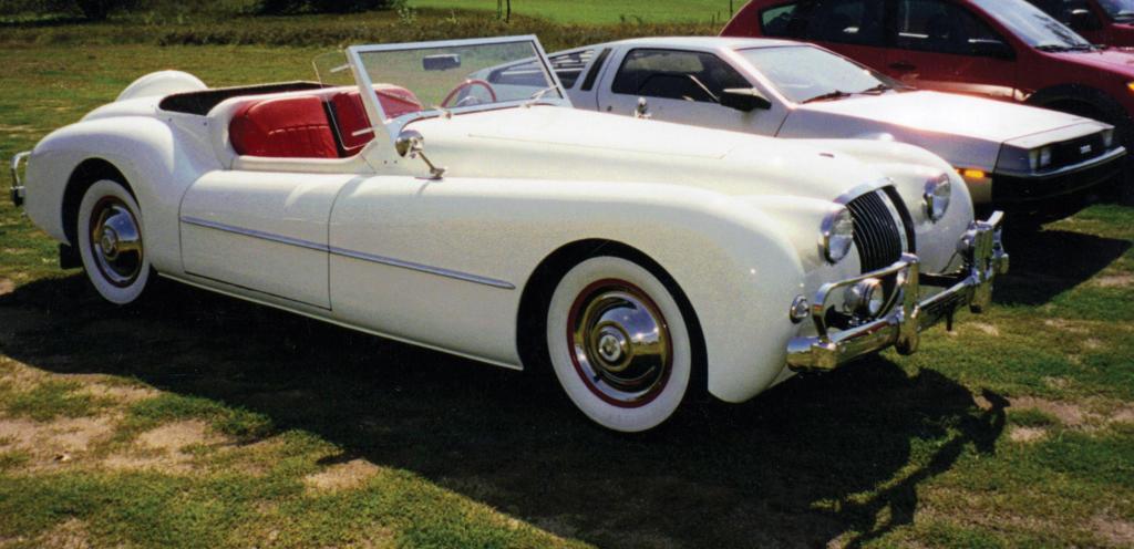 Sport Custom Cars of the Postwar Era: Part 1 – Allow Me To Introduce ...