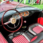 The Interior Has Been Restored as Close to the Original Look and Feel of the Car as Possible.