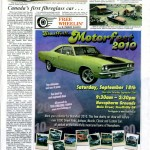 In This 2010 Article By Perry, He Wrote About The LaDawri - Canada's First Fiberglass Sports Car.  Joan Dawes Knew That Her Husband Would Be Pleased With Perry's Efforts.