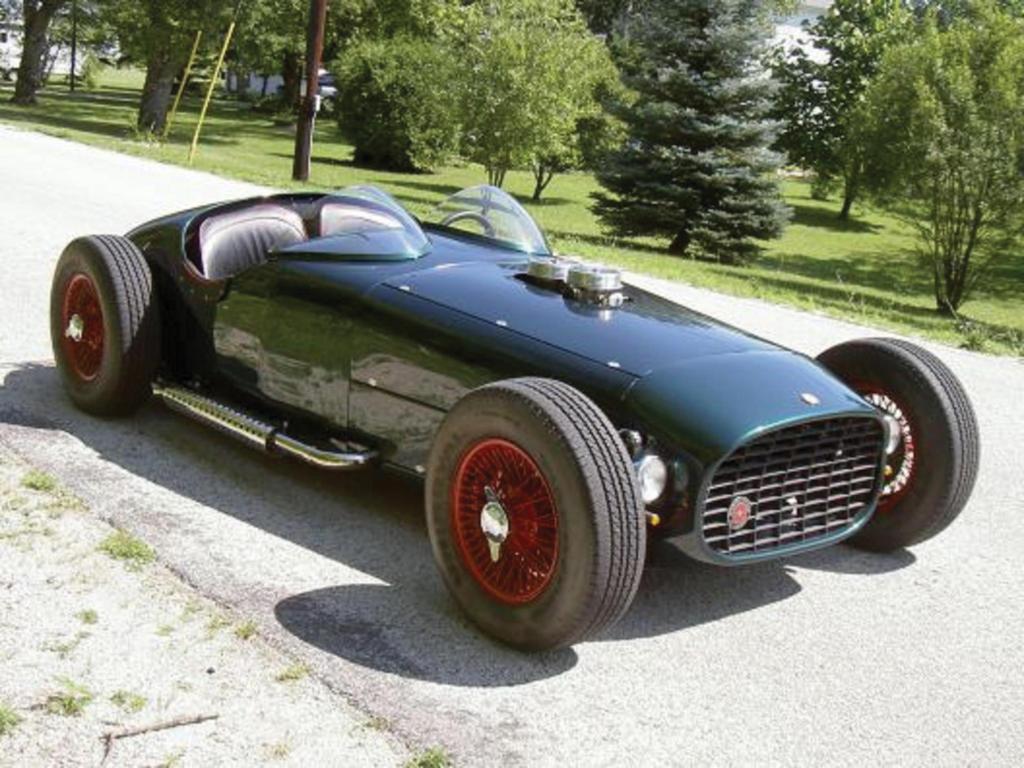 Sport Custom Cars Of The Postwar Era Part 1 Allow Me To Introduce You To Author John Gunnell