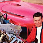 Here's a Close Up of Bud Kennedy with the Body Off to the Side, and The Beautiful Chassis Displayed in All Its Glory.