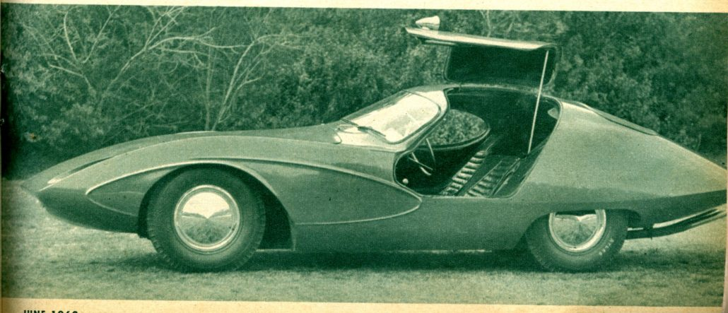Wildest Thing In Glass – The Road and Track LeMans Coupe ...