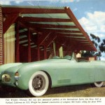 This Great Color Image Came From The Inside Back Cover Of The August 1953 Issue of Auto Sportsman Magazine.