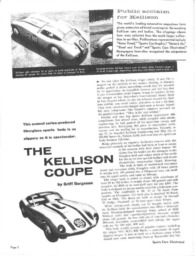 The 1960 Kellison Catalog So Many Choices Let S Buy Them All Undiscovered Classics