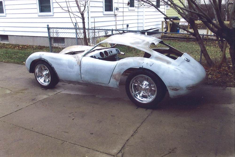 Bob Peterson\'s Kellison Restoration Begins – And Continues Thru The ...
