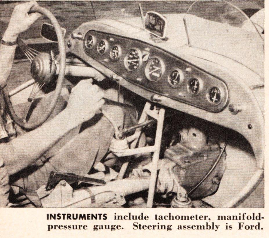 1951 Road and Track magazine July August issue Bridgehampton Road Race