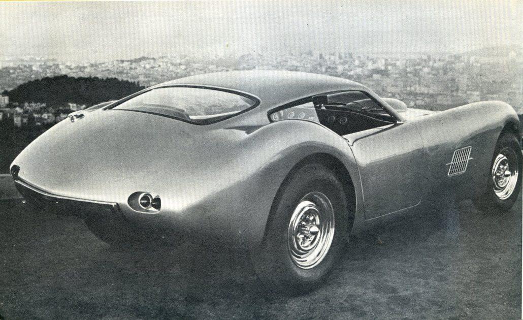 Astra Sports Car Catalog, Winter 1962 / 1963: Kellison Sports Car ...
