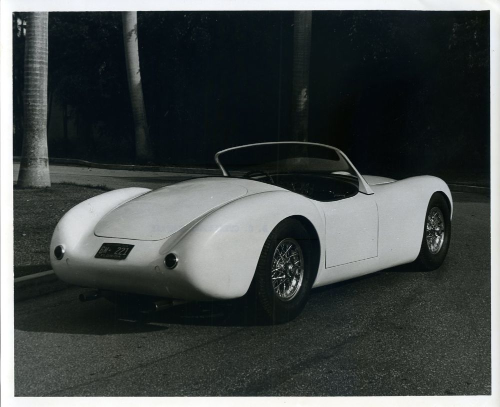 The Influence Of Cunningham Sports Cars On American Car