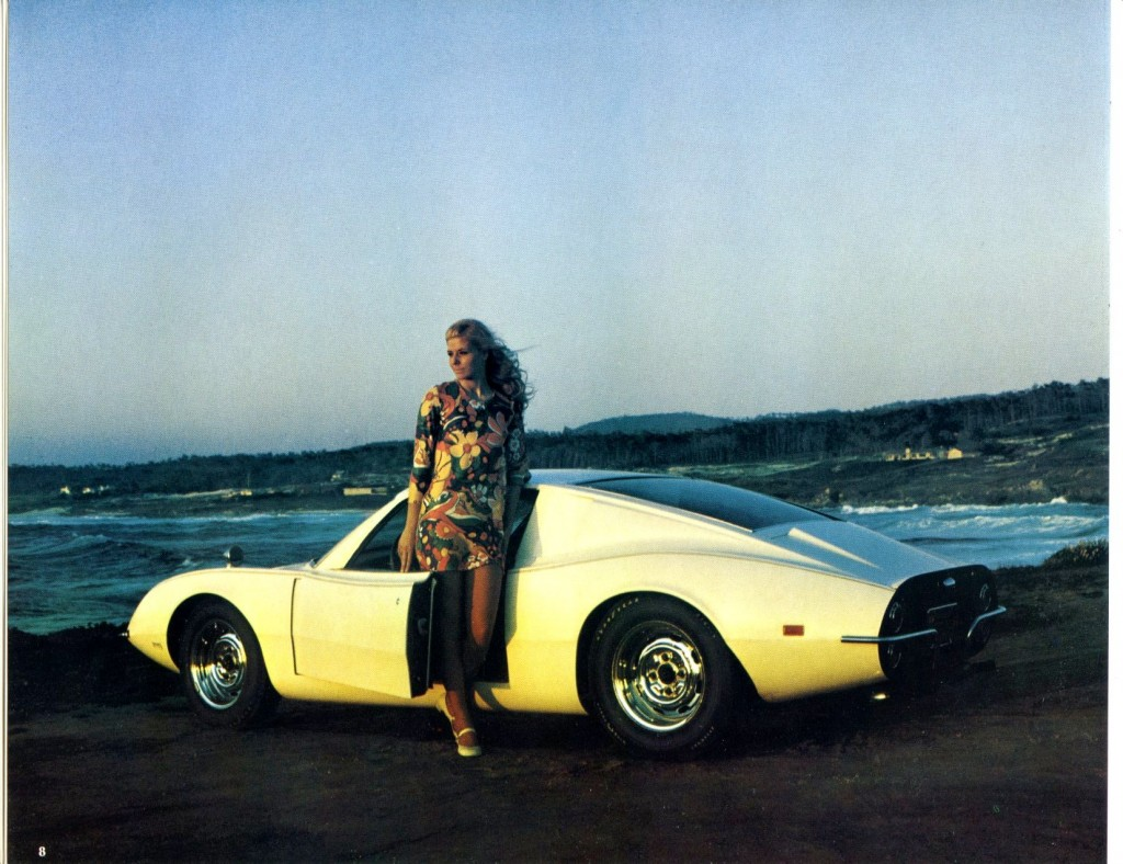 The 1969 Gazelle Amante Gt Hebina Plastics Voegele Industries