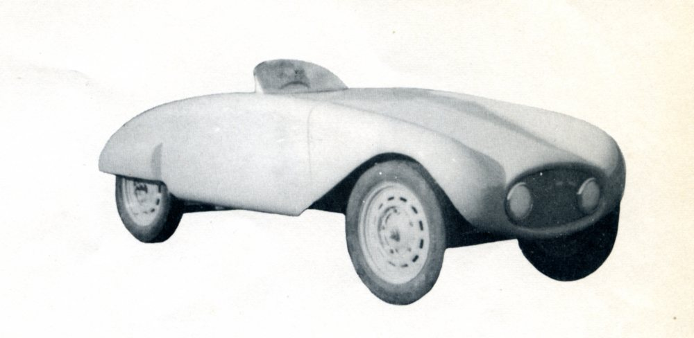 Canada\'s Campbell Sports Car Company – A Buckler Special Using ...