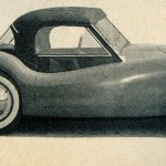 Caption: The Glasspar G2, Designed By Bill Tritt.  Body Sold For $695 New.  Not Now Being Made.