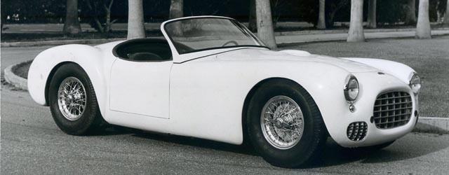 The Influence Of Cunningham Sports Cars On American Car Designers - New american sports cars