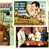 """Collectibles From the Movie """"Johnny Dark"""" – Lobby Cards"""